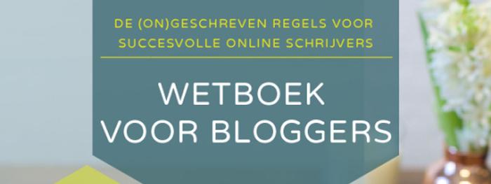 Wetboek voor Bloggers