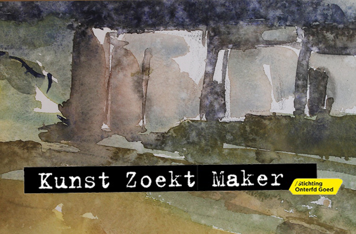 Kunst Zoekt Maker