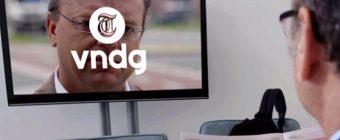 Telegraaf VNDG. Naam van gisteren?